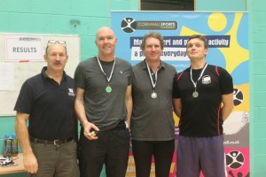 Mens 40-49 Winners