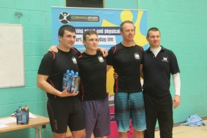 Mens Relay 2nd